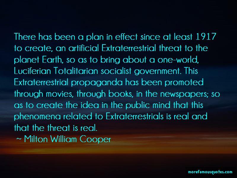 Milton William Cooper Quotes Pictures 4