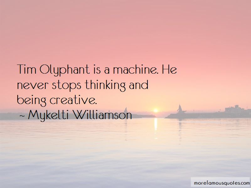 Mykelti Williamson Quotes Pictures 2