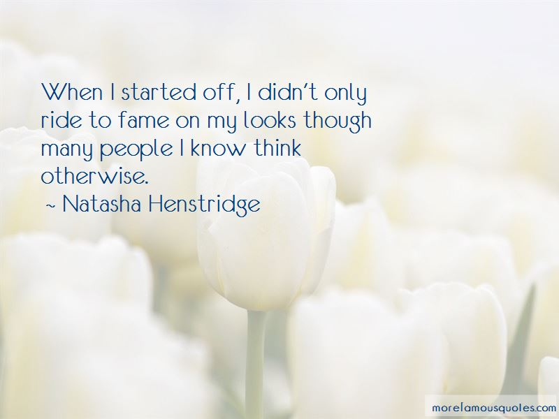 Natasha Henstridge Quotes Pictures 4