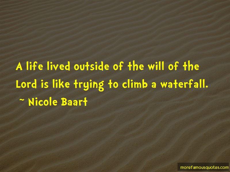 Nicole Baart Quotes