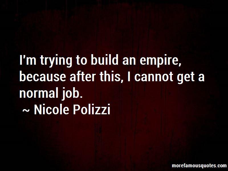 Nicole Polizzi Quotes Pictures 2