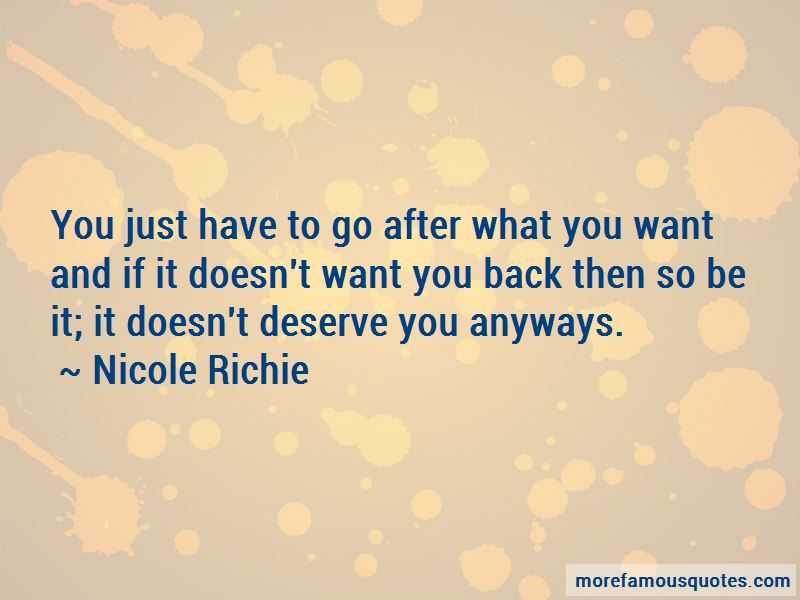 Nicole Richie Quotes Pictures 2