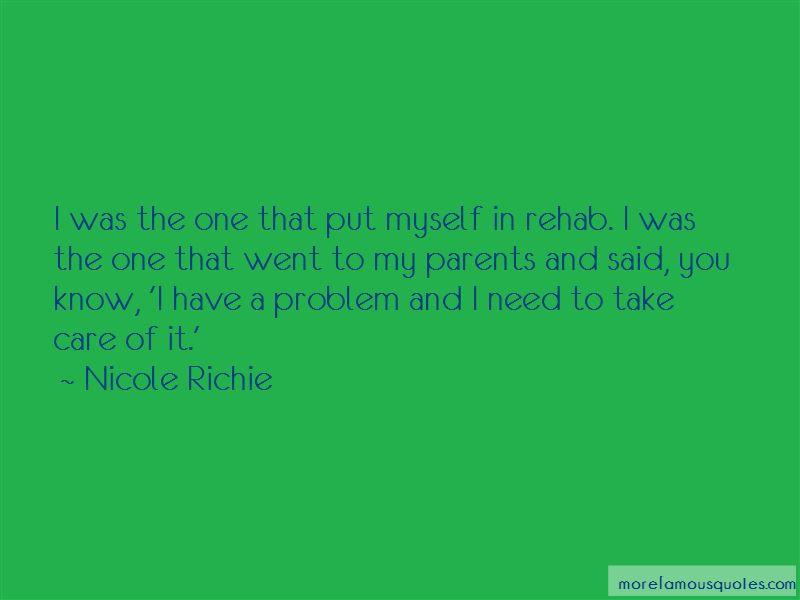 Nicole Richie Quotes Pictures 3