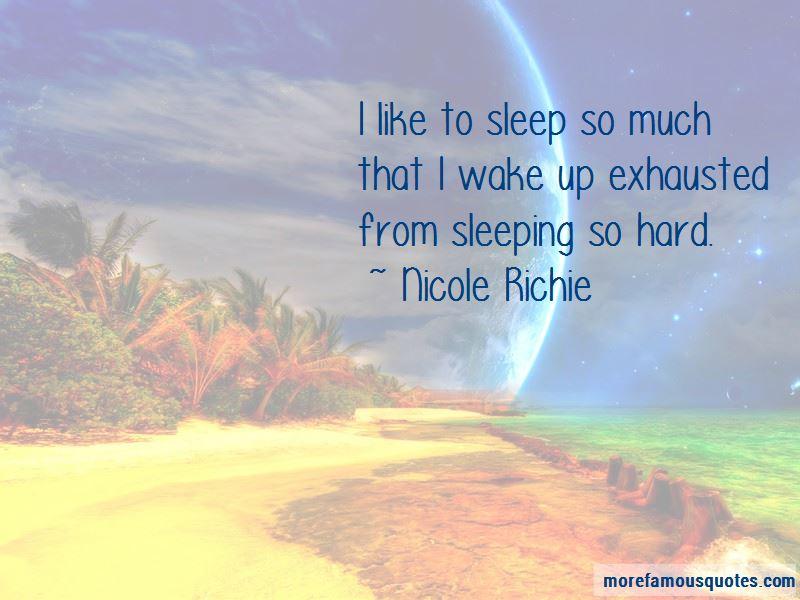 Nicole Richie Quotes Pictures 4