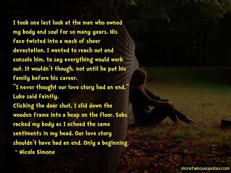 Nicole Simone Quotes