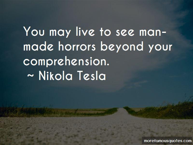 Nikola Tesla Quotes Pictures 2