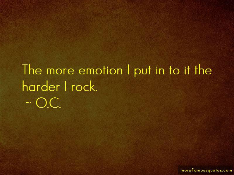 O.C. Quotes