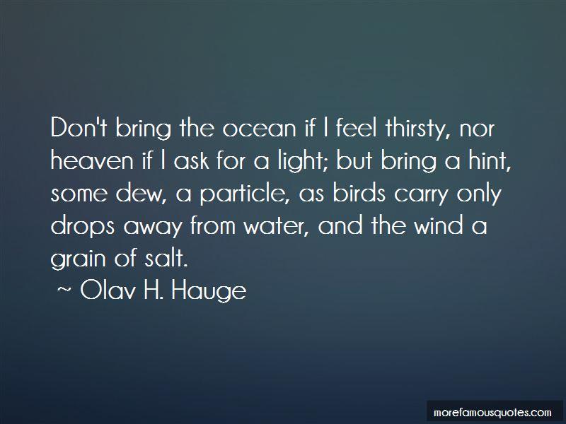 Olav H. Hauge Quotes Pictures 2