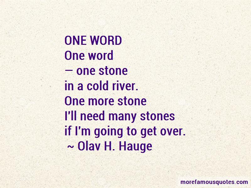 Olav H. Hauge Quotes Pictures 4