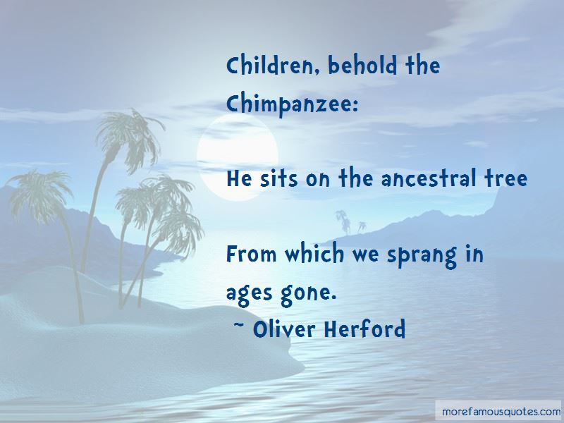 Oliver Herford Quotes Pictures 2