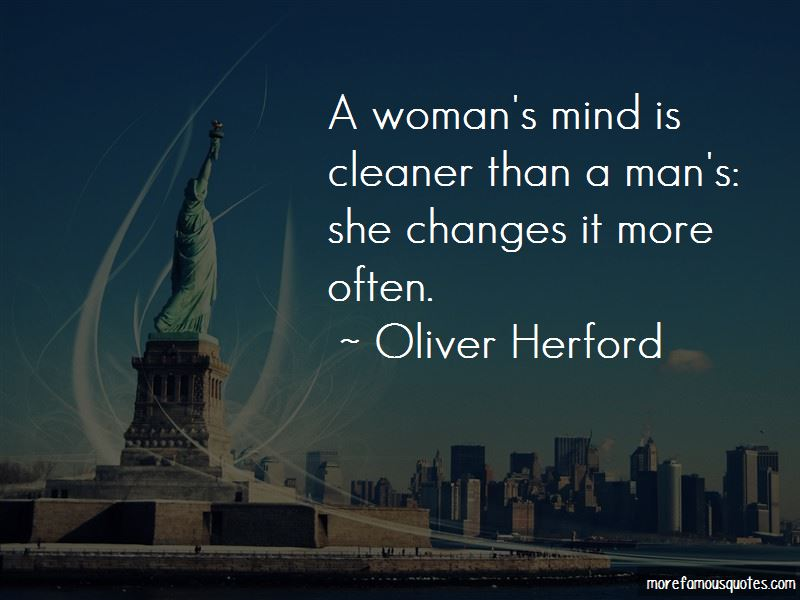 Oliver Herford Quotes Pictures 3