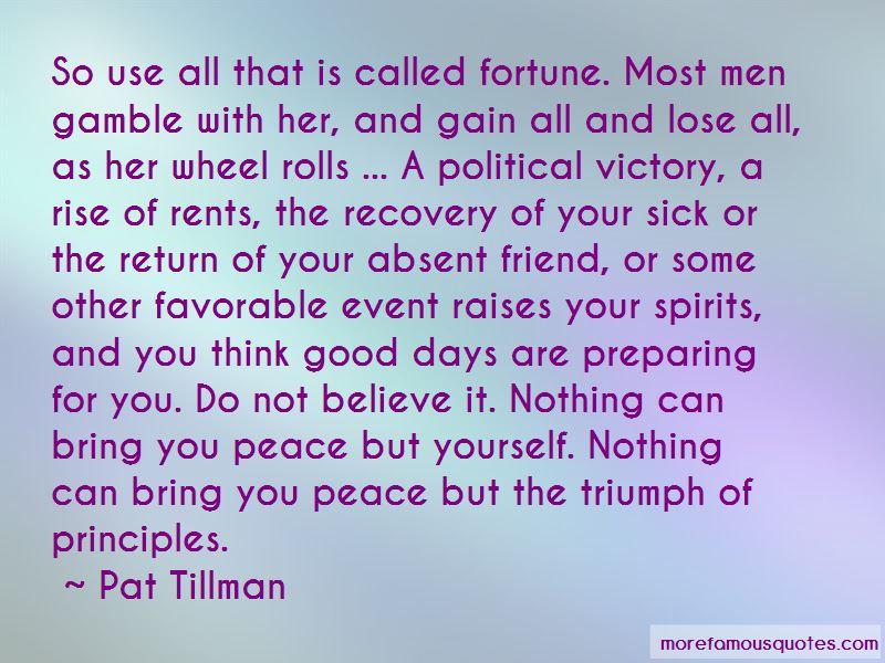 Pat Tillman Quotes Pictures 4