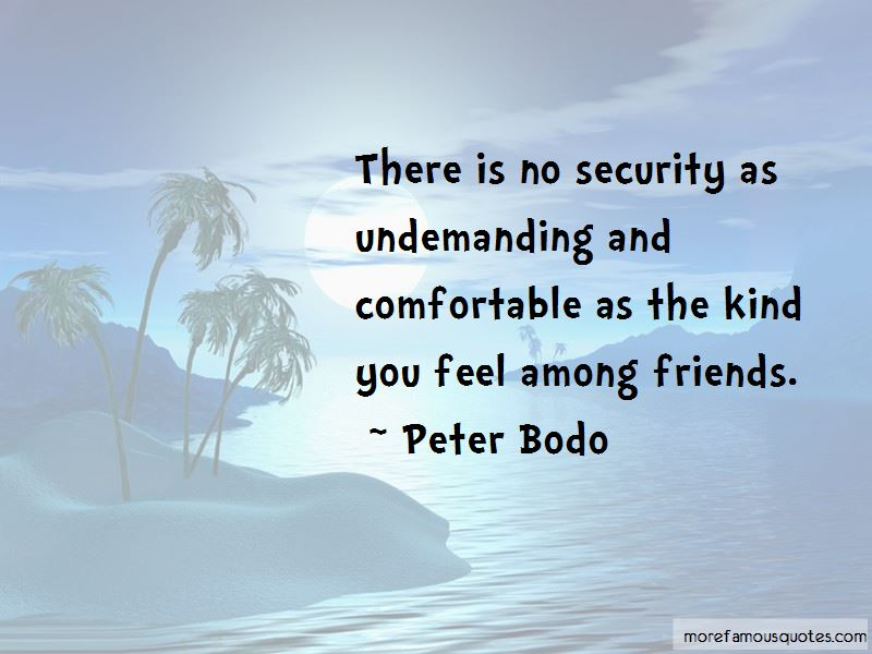 Peter Bodo Quotes