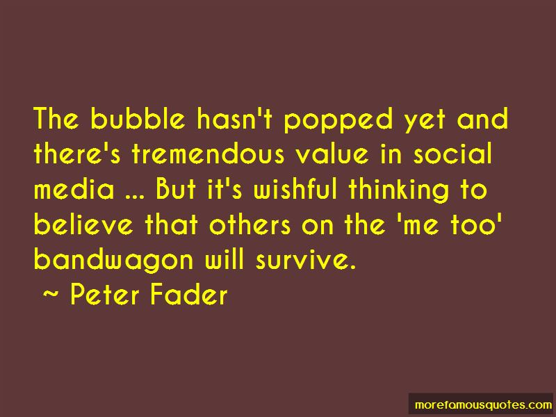 Peter Fader Quotes Pictures 2