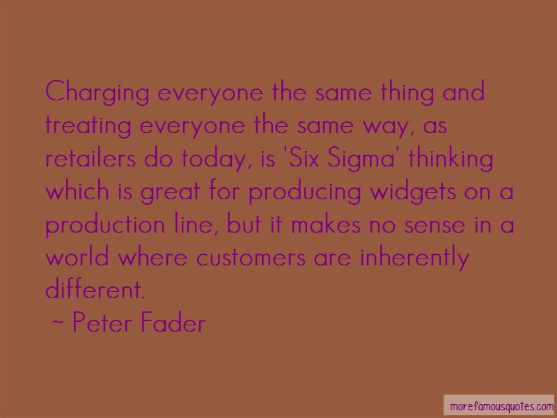 Peter Fader Quotes Pictures 3
