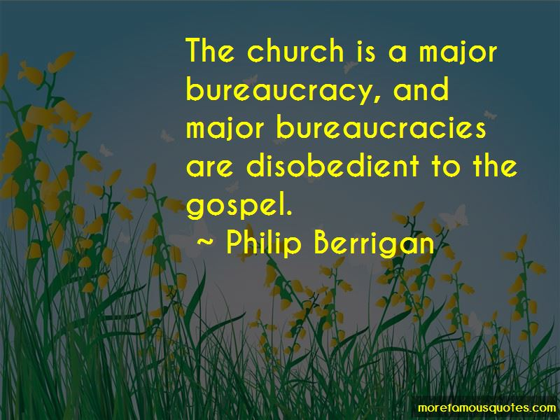 Philip Berrigan Quotes