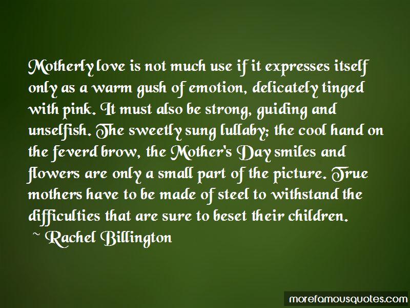 Rachel Billington Quotes Pictures 2