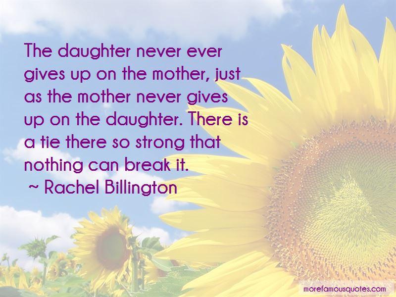 Rachel Billington Quotes Pictures 3