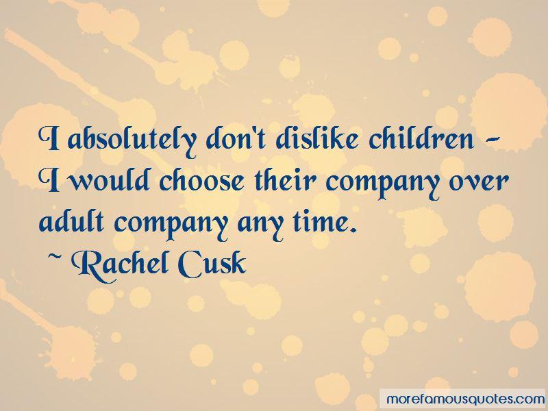 Rachel Cusk Quotes Pictures 2