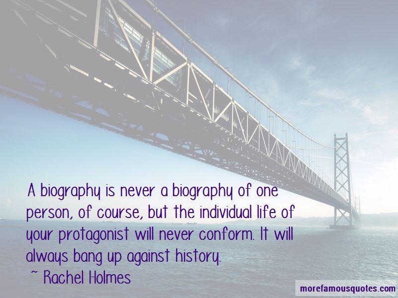 Rachel Holmes Quotes Pictures 4