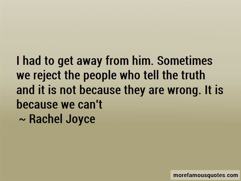 Rachel Joyce Quotes Pictures 3