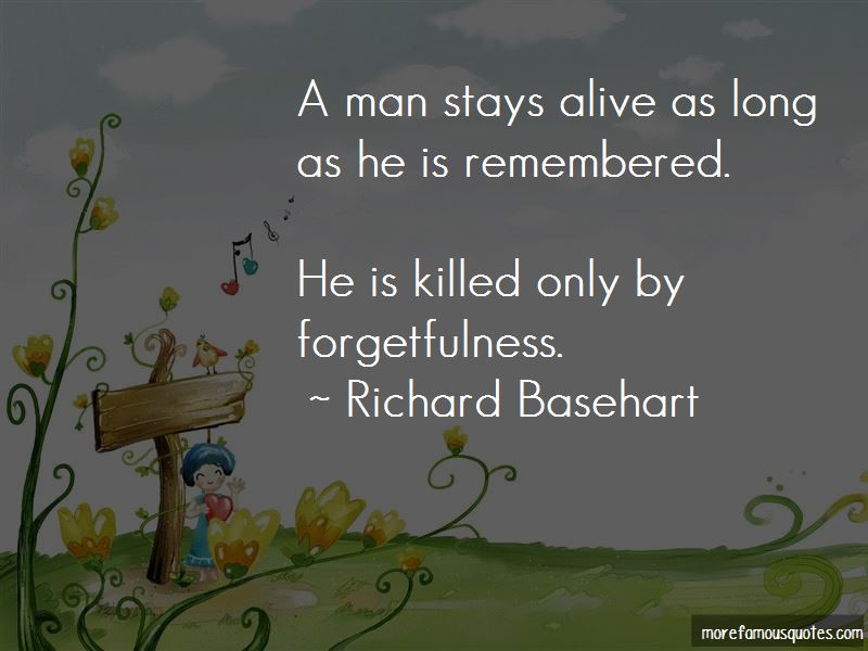 Richard Basehart Quotes