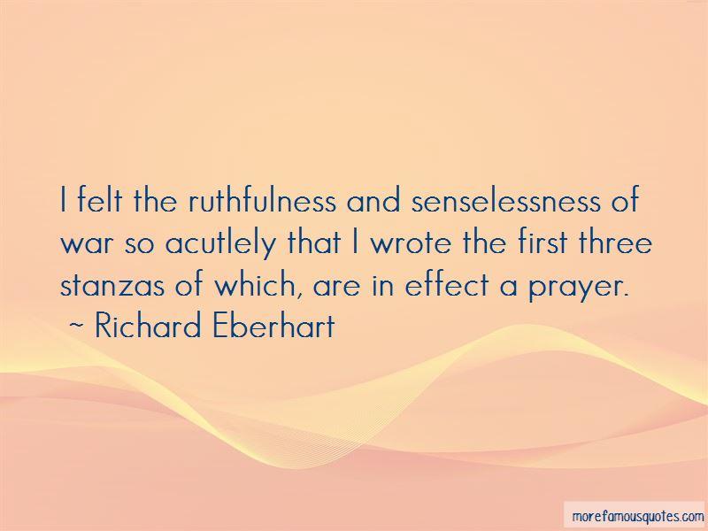 Richard Eberhart Quotes Pictures 3