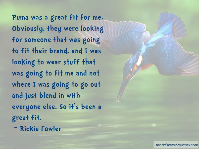Rickie Fowler Quotes Pictures 3