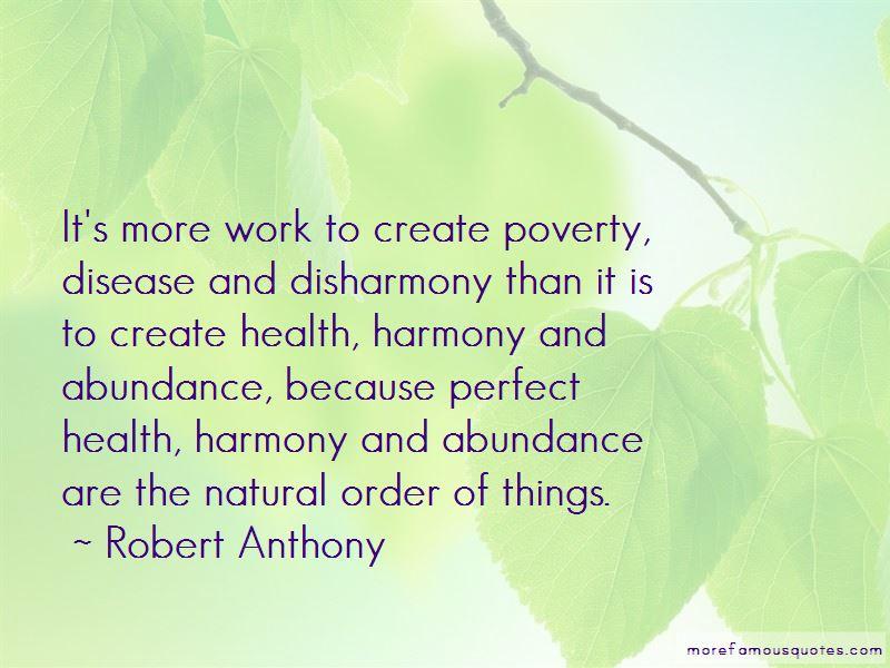Robert Anthony Quotes