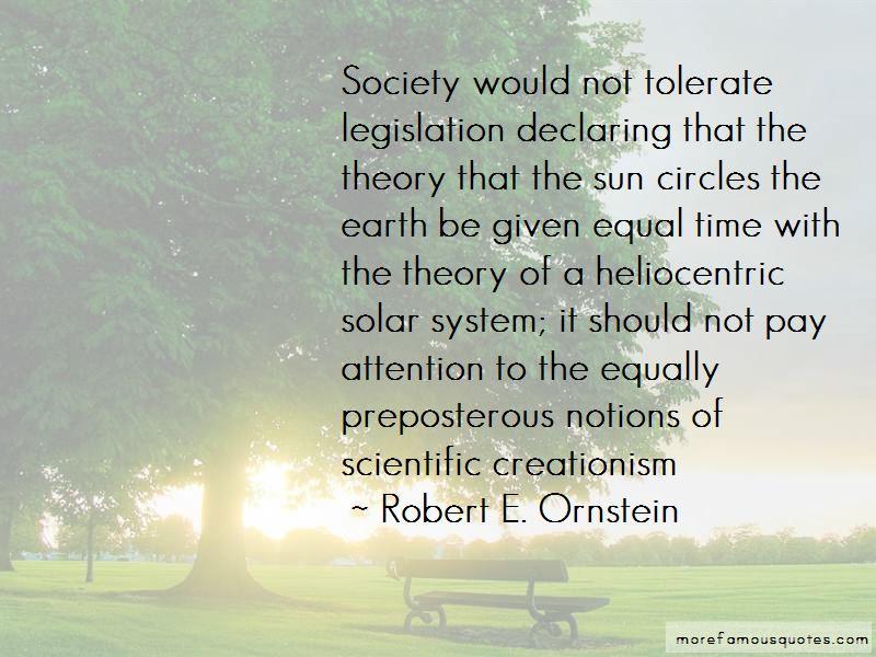 Robert E. Ornstein Quotes Pictures 2