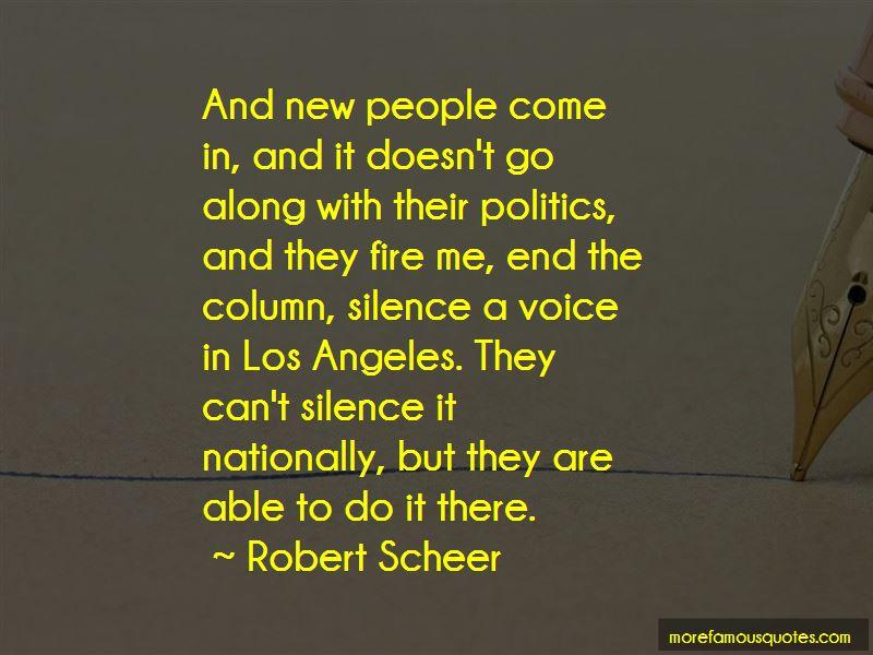 Robert Scheer Quotes Pictures 3