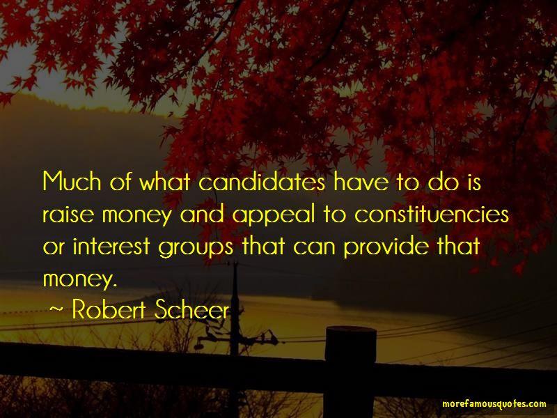 Robert Scheer Quotes