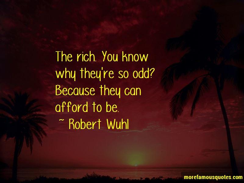 Robert Wuhl Quotes
