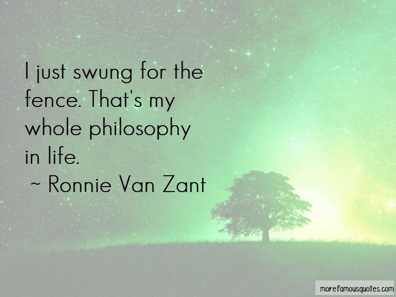 Ronnie Van Zant Quotes Pictures 2