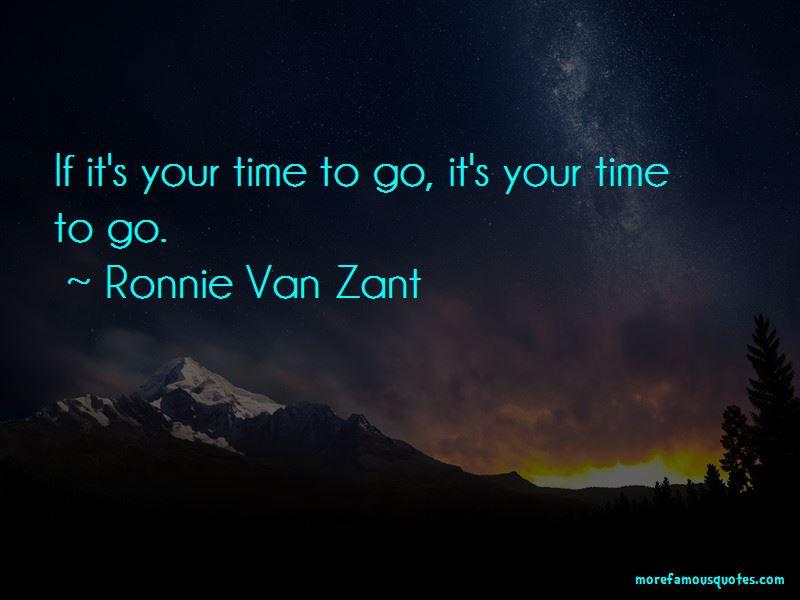Ronnie Van Zant Quotes Pictures 3