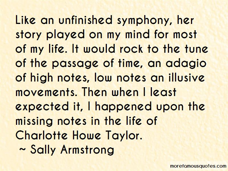 Sally Armstrong Quotes
