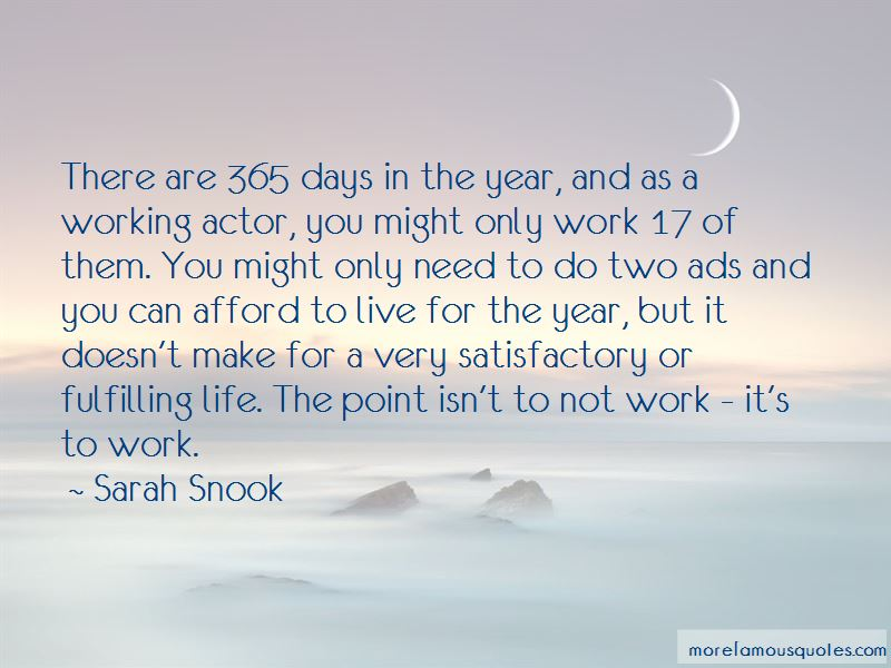 Sarah Snook Quotes Pictures 2