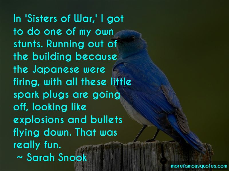 Sarah Snook Quotes Pictures 3