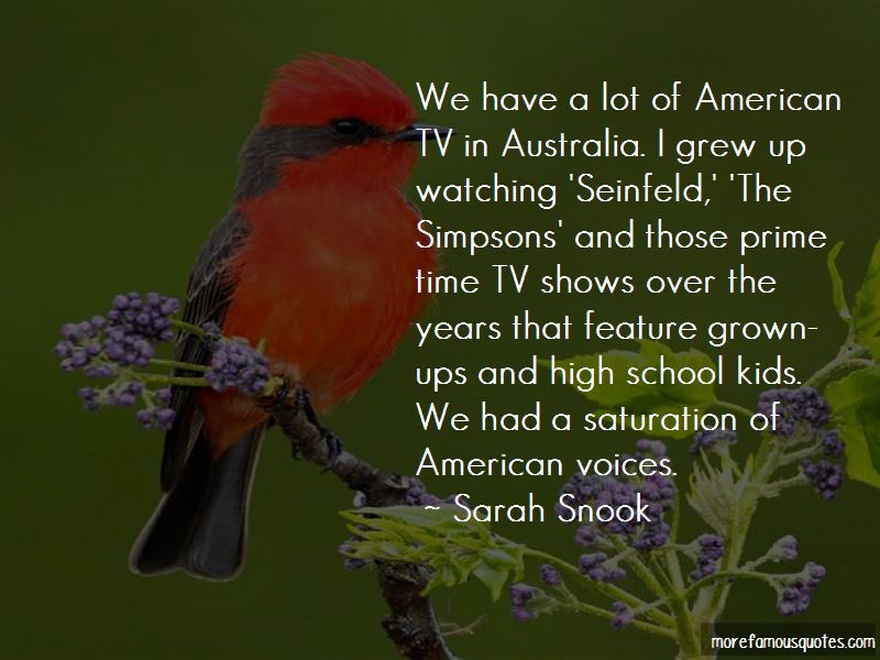 Sarah Snook Quotes Pictures 4
