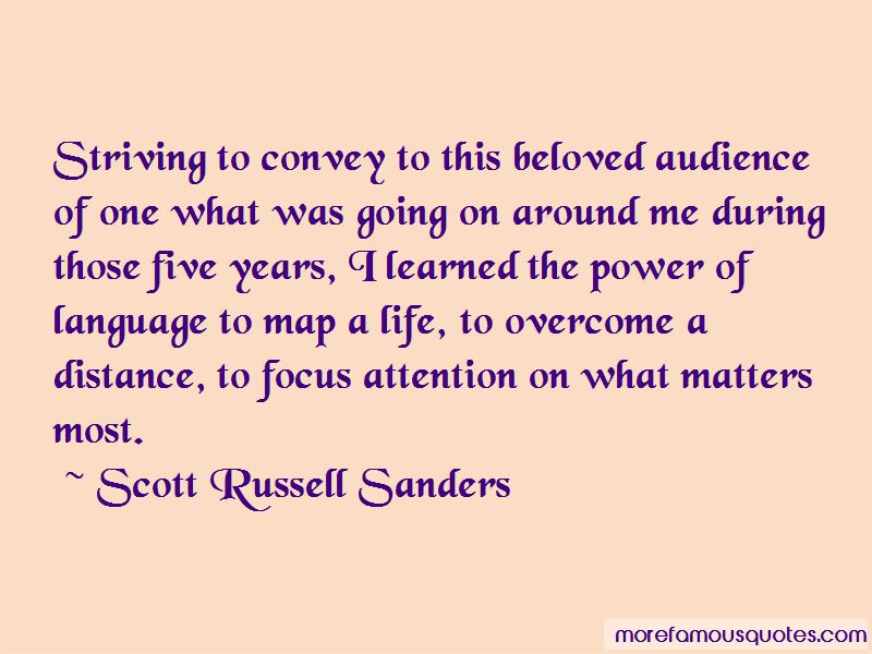 how men view women according to scott russell sanders Looking at women scott russell sanders's essay portrays men as sex crazed animals and uses the protagonist to illustrate men's use of derogatory terms of men's views of women, and.