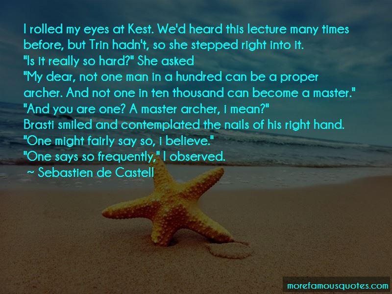 Sebastien De Castell Quotes Pictures 2