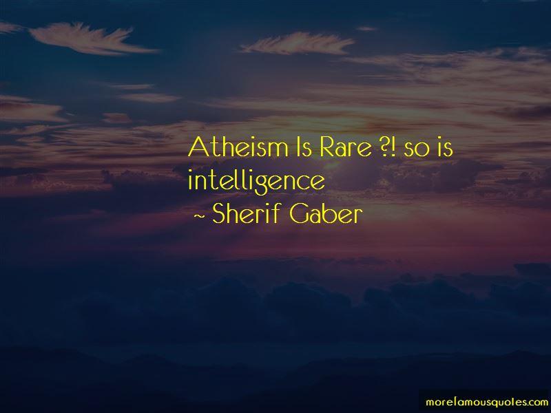 Sherif Gaber Quotes