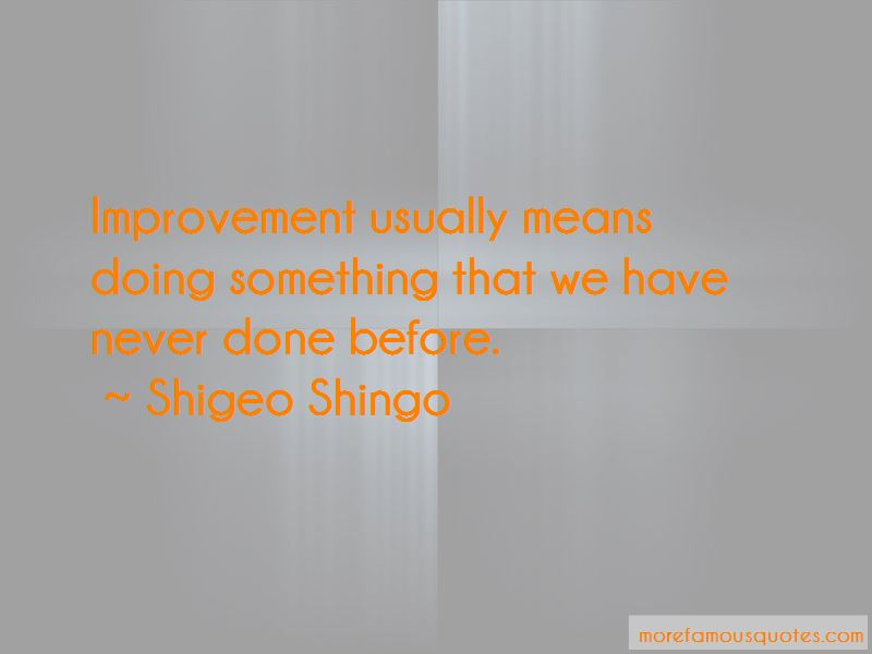 Shigeo Shingo Quotes Pictures 4