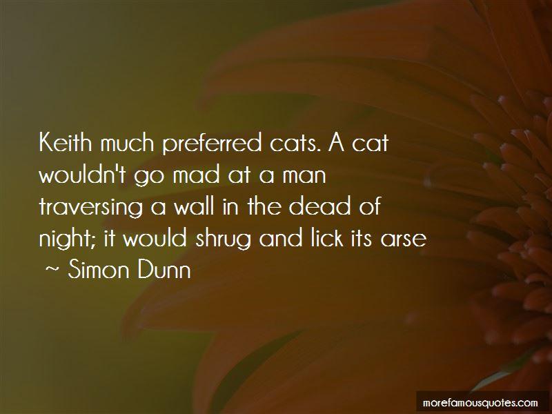 Simon Dunn Quotes