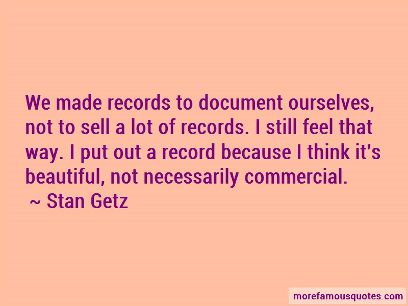 Stan Getz Quotes Pictures 2