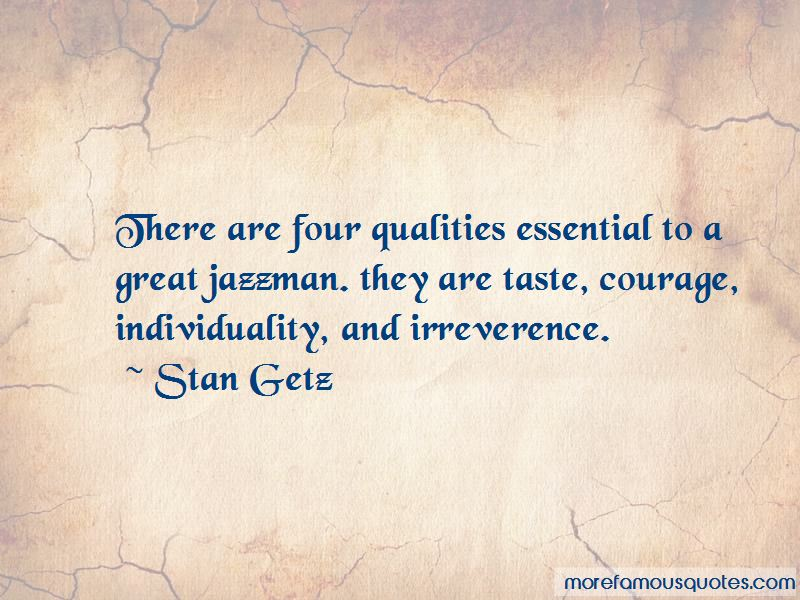 Stan Getz Quotes Pictures 3