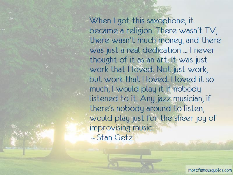Stan Getz Quotes Pictures 4