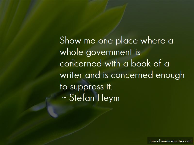 Stefan Heym Quotes Pictures 3