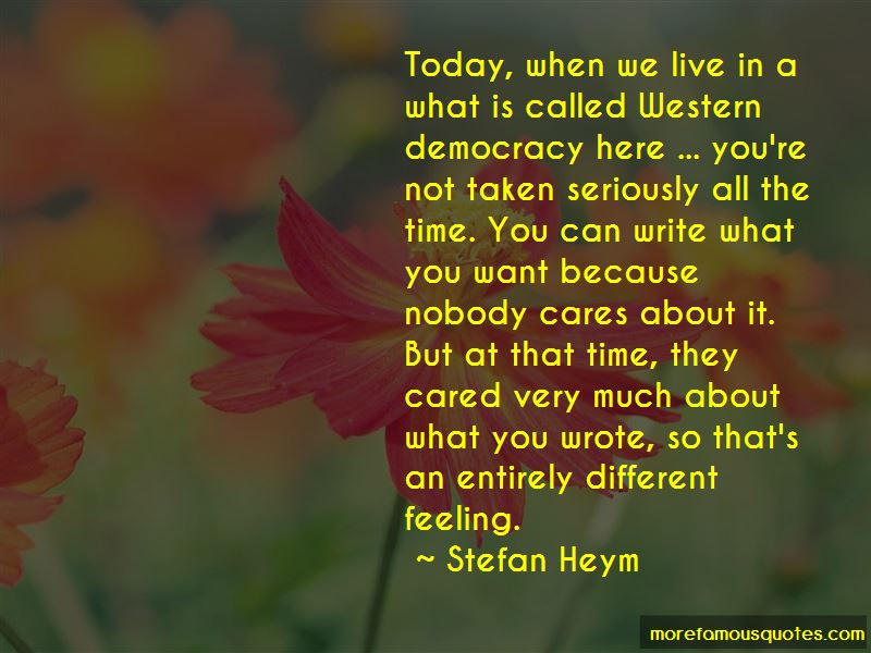 Stefan Heym Quotes