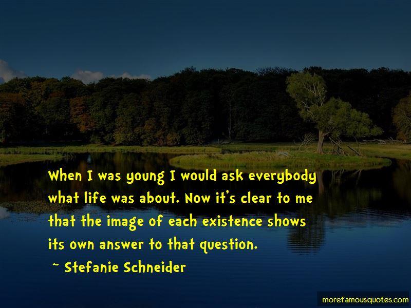 Stefanie Schneider Quotes Pictures 3
